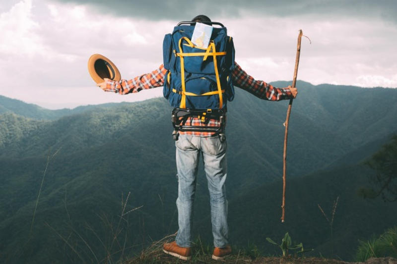 Yuk, Intip Karakter Gebetan yang Hobi Mendaki Gunung