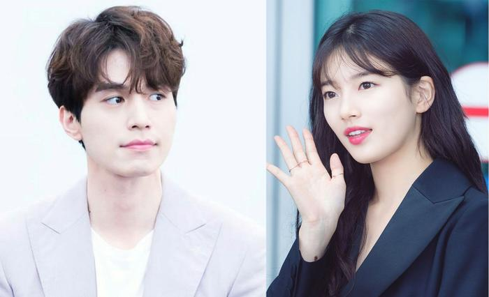 SUZY DAB LEE DONG WOOK