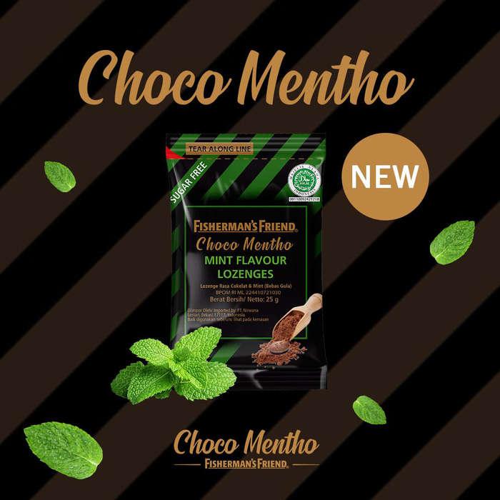 Fisherman's Friend Choco Mentho Mint Flavour