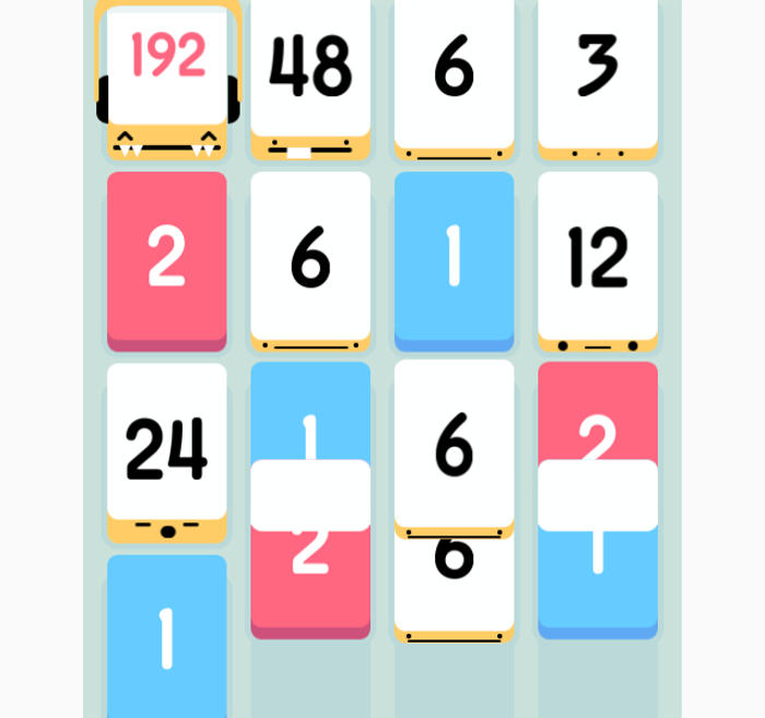 Game Threes!