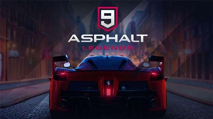 Games Asphalt 9: Legends