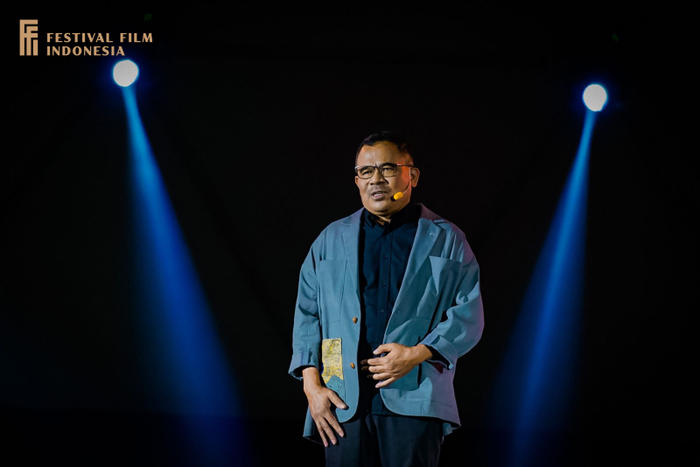 Ketua Bidang Penjurian FFI 2021, Garin Nugroho