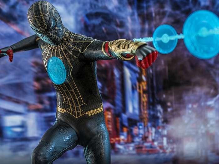 Kostum baru Tom Holland untuk Spider-Man: No Way Home