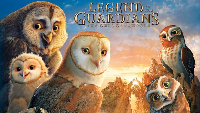Legends of Guardian: The Owls of Ga'Hoole