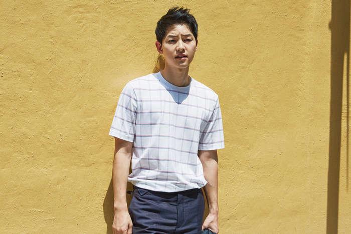 Aktor Korea, Song Joong-ki