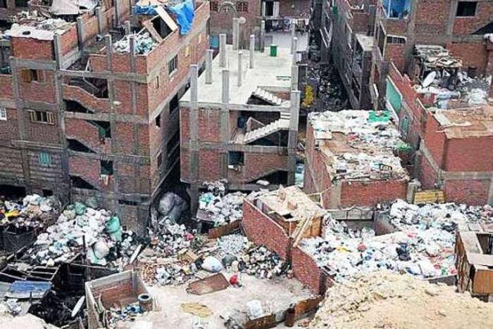 Menilik Manshiyat Naser, Kota Sampah Terbesar di Dunia