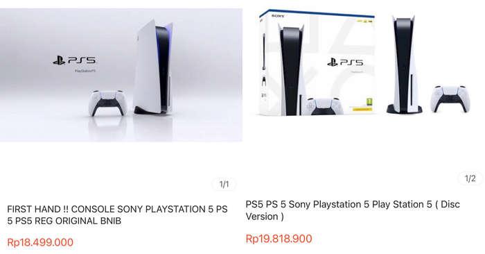 Shoppe, PlayStation5.