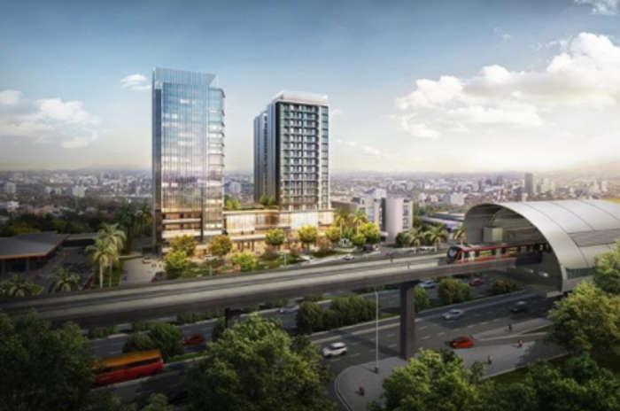 Image: Apartemen LRT City